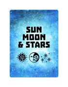 Sun, Moon & Stars - A Micro Card Game