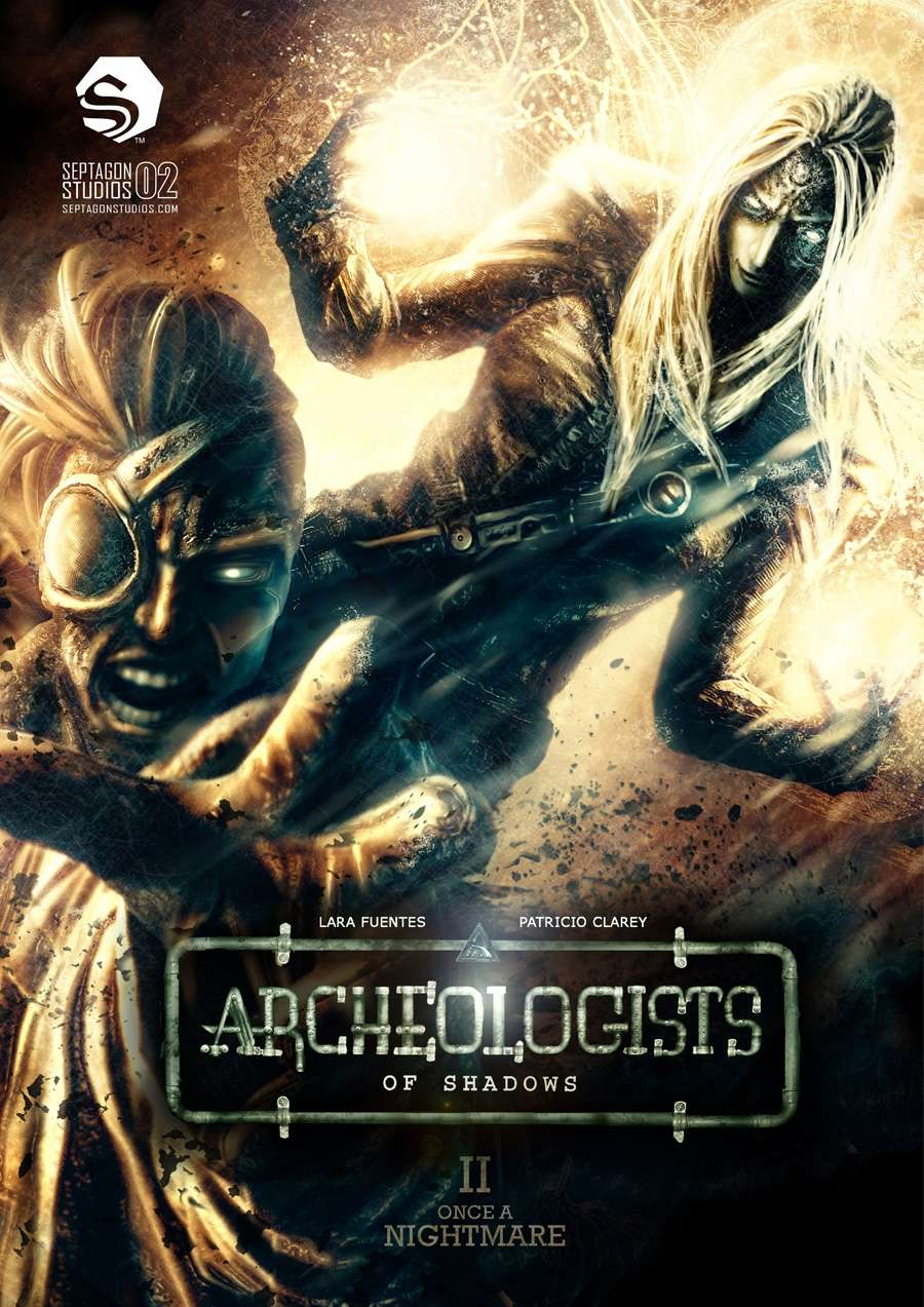 Archeologists of Shadows Volume #2 on DriveThruComics.com