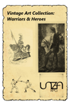 Vintage Art Collection: Warriors & Heroes