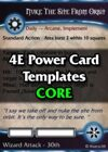 Tintagel's 4E Power Card Template