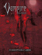 Vampire: The Requiem 2nd Edition Condition Cards