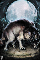 Forsaken Howls in the Night Poster