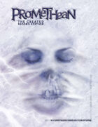 Promethean the Created 2nd Edition