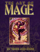 M20 The Art of Mage: 20 Years and More