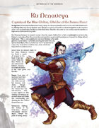 Adversaries of the Righteous: Ku Nenaveya