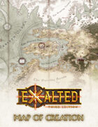Exalted: Map of Creation Poster
