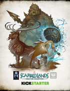 Scarred Lands Creature Collection Preview 2