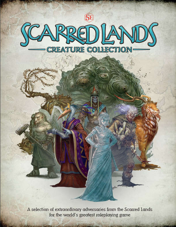 Creature Collection 5e