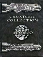 Creature Collection Revised