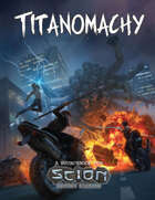 Titanomachy (A Collection of Threats for Scion Second Edition)