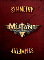 Mutant Chronicles - Symmetry Point Card Deck