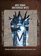 Mutant Chronicles - NPC Card Deck
