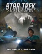 Star Trek Adventures FREE character sheets