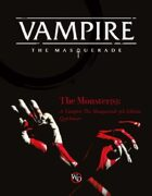 The Monsters: A Vampire: the Masquerade 5th Edition Quickstart