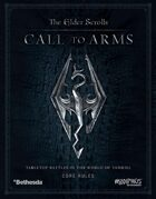 The Elder Scrolls Call To Arms Core Rulebook