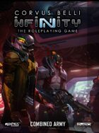 Infinity: Combined Army Sourcebook