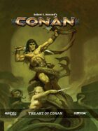 The Art of Conan Sourcebook