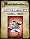 Adventures Under the Laughing Moon Pre-rolled Character Sheet - Reiner
