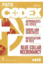The Fate Codex - Volume 2, Issue 5