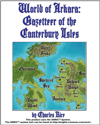 World of Arkara: Gazetteer of the Canterbury Isles