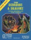 D&D Expert Set Rulebook (Basic)