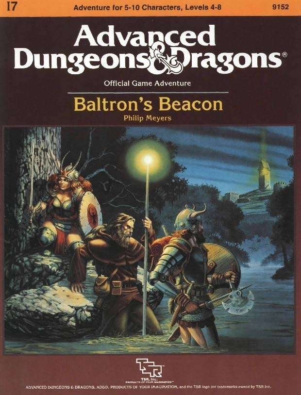 Cover of I7 Baltron's Beacon