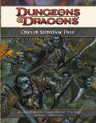 HS2 Orcs of Stonefang Pass (4e)