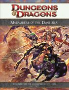 Marauders of the Dune Sea (4e)