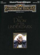 FOR2 The Drow of the Underdark (2e)