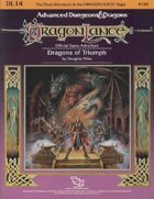 DL14 Dragons of Triumph (1e)