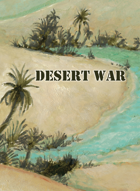 Desert War Action Cards