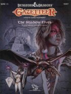 GAZ13 The Shadow Elves (Basic)