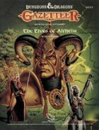 GAZ5 The Elves of Alfheim (Basic)
