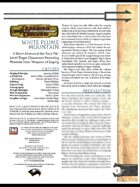 White Plume Mountain Revised (3.5)
