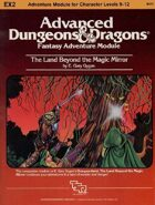 EX2 The Land Beyond the Magic Mirror (1e)