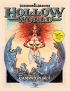 Hollow World Campaign Setting (Basic)