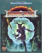 DSE2 Black Spine (2e)