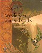 Windriders of the Jagged Cliffs (2e)