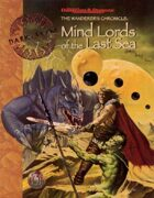 Mind Lords of the Last Sea (2e)