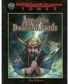 Axe of the Dwarvish Lords (2e)