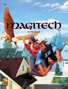 AM4: MAGITECH Universe Book