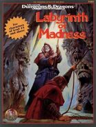 S6 Labyrinth of Madness (2e)