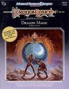 DLE2 Dragon Magic (2e)