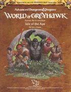 WG6 Isle of the Ape (1e)