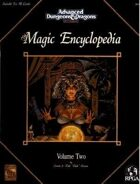 The Magic Encyclopedia Volume II (2e)