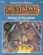 WGA3 Flames of the Falcon (2e)