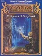 WGR2 Treasures of Greyhawk (2e)