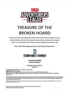 DDAL05-01 Treasure of the Broken Hoard (5e)