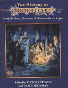 The History of Dragonlance (2e)