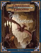 Deep Horizon (3e)